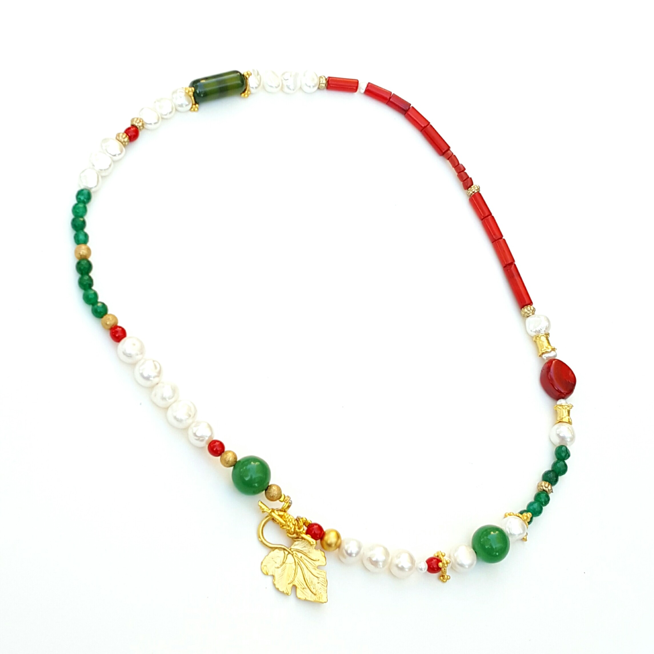 image polished is inch necklace jay kenneth resin itm carved loading bead with jade gold lane